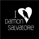 I Heart Damon Salvatore