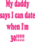 My daddy says