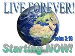LIVE FOREVER!