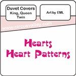 Hearts Duvet Covers