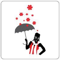 Prepper in the Rain
