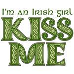I'm an Irish Girl - Kiss Me