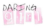 Daring girl - brag gear