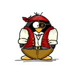 Pirate Penguin