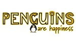 Penguins are Happiness