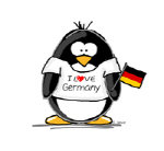 Germany Penguin
