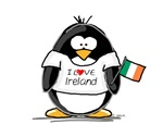 Ireland Penguin
