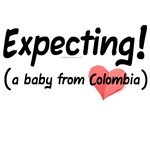 Expecting! Colombia adoption