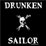 Drunken sailor pirate