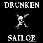Drunken sailor pirate