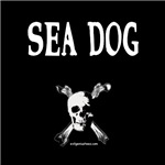 Sea dog pirate