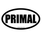 Primal auto decal