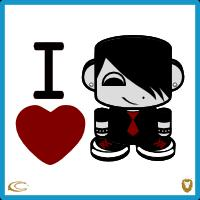 I Heart Emo 1.0