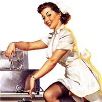 Vintage Pinup Girl Nurse Gift Ideas