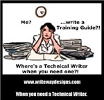 When you need a Technical Writer