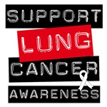 Support Lung Cancer Awareness T-Shirts & Gifts