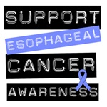 Support Esophageal Cancer Awareness T-Shirts