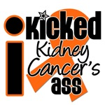 I Kicked Kidney Cancer's Ass Shirts v2