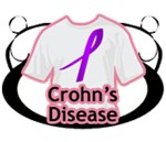Crohn's Disease Awareness T-Shirts & Gifts