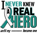 Real Hero 2 Cervical Cancer Shirts and Gifts