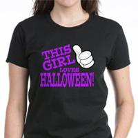 This Girl Loves Halloween (purple)
