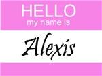 Hello My Name Is Alexis