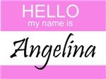 Hello My Name Is Angelina