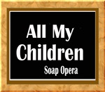 All My Children Soap Opera