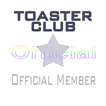 Toaster Club Official Member