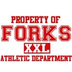 Property of Forks