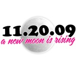 a new moon is rising