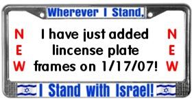 Lincense Plate Frames