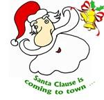 Santa Clause!
