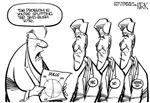 Split Anti-Bush vote