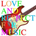 Love and respect for music(S)