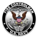 USN Fire Controlman Eagle FC
