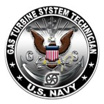 USN Gas Turbine System Technician Eagle GS