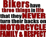 Three Things - Bikers