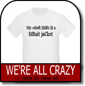 Insanity Quotes T-Shirts & Gifts