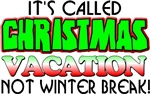 Christmas Vacation!