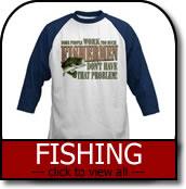 Just Fishing T-shirts & Gifts