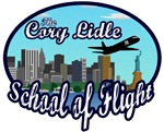 The Cory Lidle School of Flight Flying Yankee New
