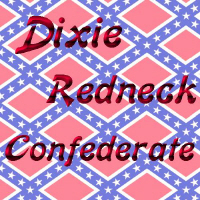 Redneck Confederate Dixie Tattoo