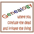 Genealogy Confusion