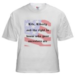 Genealogists Rights Apparel