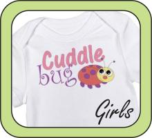 Girl's Shirts & Onesies