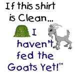 GOATS-If this Shirt is Clean