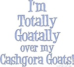 Totally Goatally Cashgora  Goat