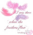 Sparkly Feathers Flew Breaking Dawn