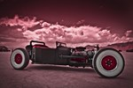Rat Rod at Bonneville